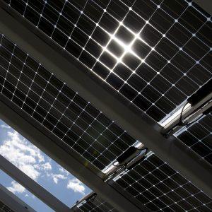 The Heyman Center Photovoltaics in the Sun